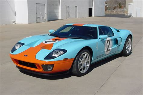 2006 ford gt heritage mathews collection