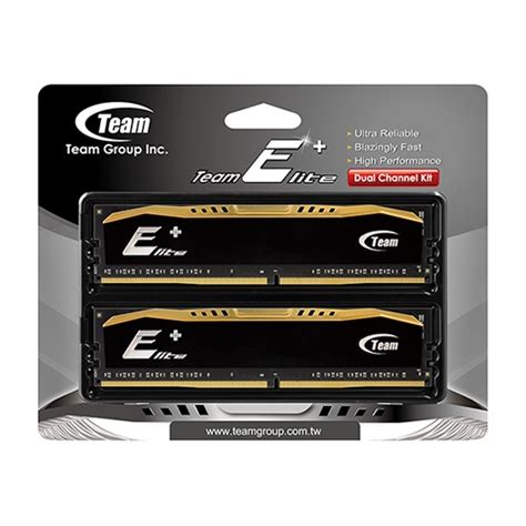 Team Elite Plus 2x4gb Pc128001600mhz Ddr3 ddr3 dextmall
