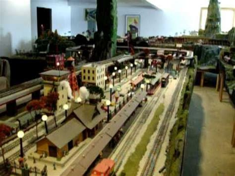lionel layout youtube lionel train layouts youtube
