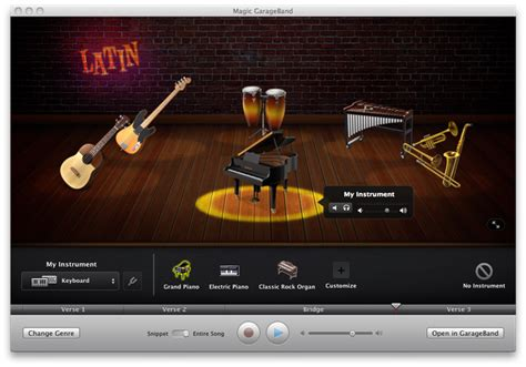 Garageband Pitch Shift Ars Reviews Ilife 09 Laying Tracks With Garageband Ars