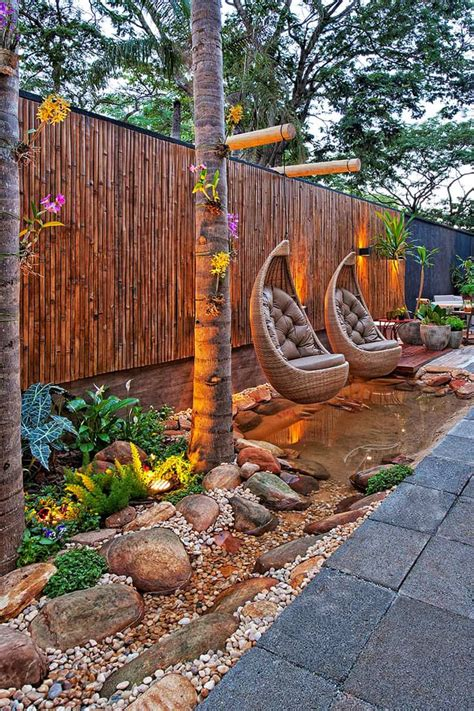 outdoor backyard amazing ideas to plan a sloped backyard that you should