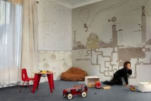 kids room wallpapers wallpaper for the kids room by tres tintas barcelona