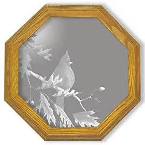 decorative framed mirror wall decor with