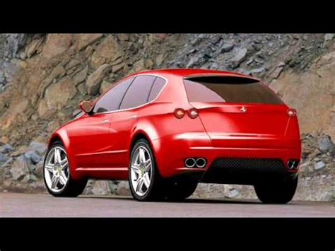 ferrari f151 suv (first pictures)!! youtube