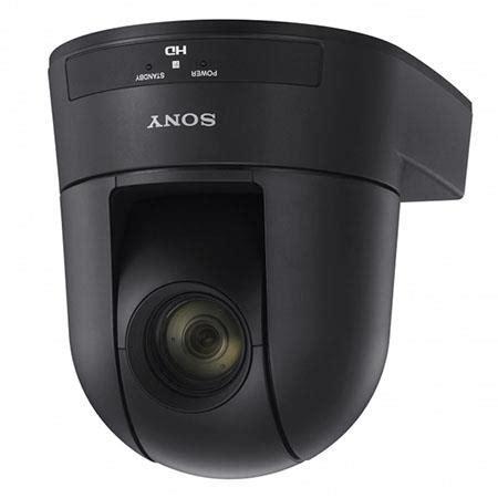sony srg 300h 1080p/60 hd pan/tilt/zoom camera, black srg300h