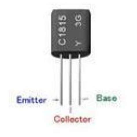 transistor dañado el c1815 transistor c1815 npn