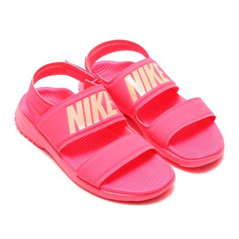 pink nike sandals atmos rakuten global market nike wmns tanjun