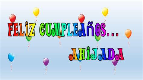 Imagenes Feliz Cumpleaños Ahijada | im 225 genes de feliz cumplea 241 os ahijada im 225 genes