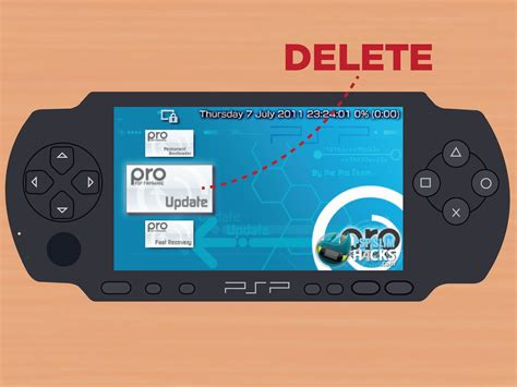 Lcd Psp 3006 comment cracker la playstation portable psp 9 233