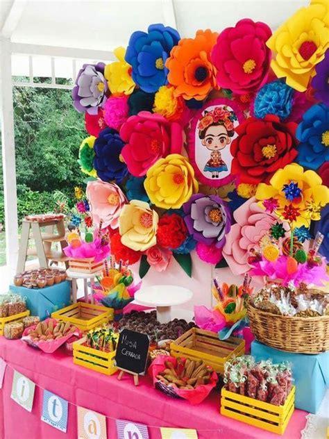 decorar mesa mexicana best 25 mesa mexicana ideas on pinterest mesa de dulces