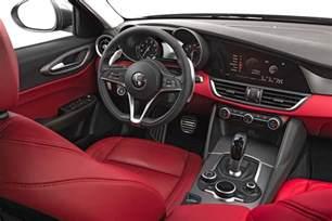 Alfa Romeo Interior 2017 Alfa Romeo Giulia 2 0 Test Two Outta Three