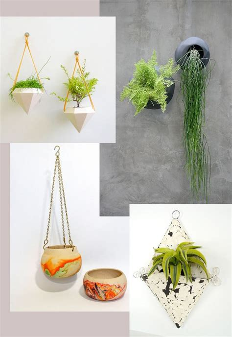 Modern Hanging Planters by Modern Boho Shabby Chic And Contemporary Hanging Planters