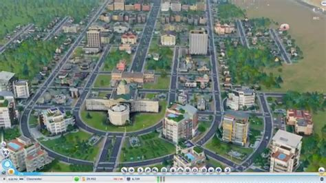 image gallery simcity 2013 layout simcity city layout clearwater part 3 population and