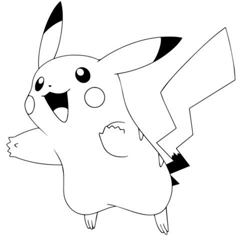 pokemon coloring pages pikachu cartoons printable coloring pok 233 mon go pikachu 025 coloring page free printable