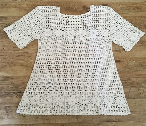 best tutorial on design patterns summer crochet top free pattern video tutorial diy