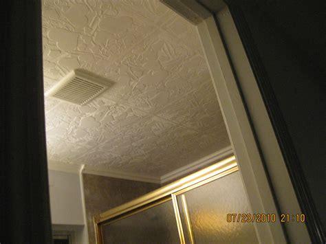 Polystyrene Ceilings by Styrofoam Ceiling Tiles Installed