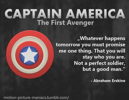 best 25+ captain america quotes ideas on pinterest | stand