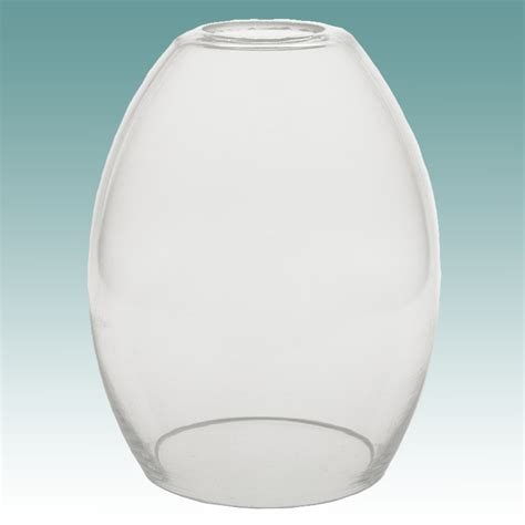 7915 clear glass neckless shade glass lshades