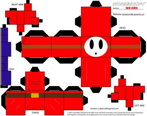 How To Make Origami Mario - 43 best images about origami on models