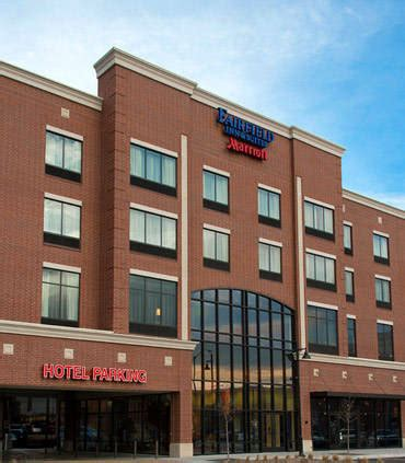 fairfield inn & suites tulsa downtown tulsa, oklahoma