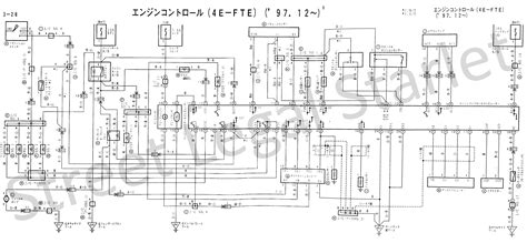 toyota yaris ecu wiring diagram pdf circuit and