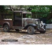 1932 Chevy Pick Up Very