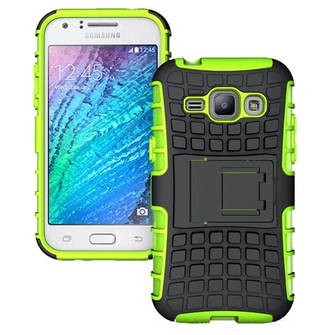 Rugged Phone Cases by Rugged Heavy Duty Phone Hybrid Stand Cover For