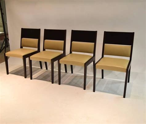 dining room chairs nyc dining set by dialogica nyc 1990s for sale at 1stdibs