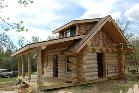 Handcraft Homes - handcrafted heim log homes
