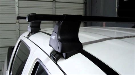 Tacoma Thule Roof Rack by 2011 Toyota Tacoma Cab With Thule Traverse Roof Rack By Rack Outfitters