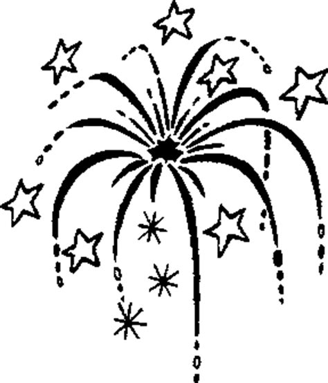 new year clipart black and white happy new year