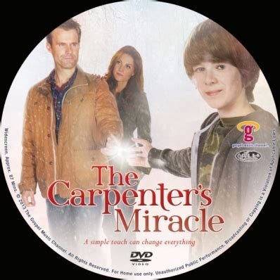 The Carpenter S Miracle The Carpenter S Miracle Dvd Covers Labels By Covercity