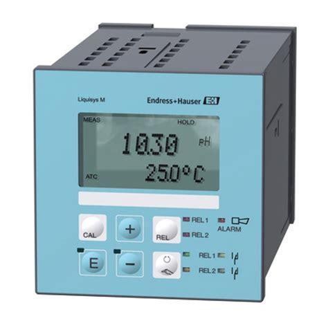 endress hauser ria45 endress hauser ph orp transmitter liquisy cpm223 honest