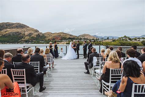 Wedding Ceremony Nz by Queenstown Wedding At The Queenstown New Zealand