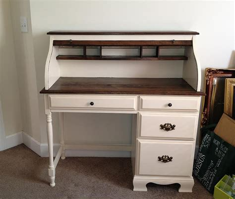 Painting Wood Desk by Feature Friday Si Reader Redo S Salvaged Inspirations