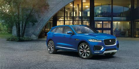 2017 jaguar f pace vehicles on display chicago auto show