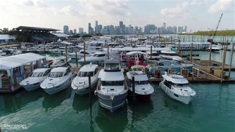 miami beach boat show 2017 2017 miami boat show yachts miami beach youtube