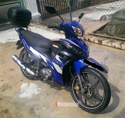 Sparepart Yamaha Zr 2012 yamaha lagenda 115zr year 2012 used motorcycles imotorbike malaysia