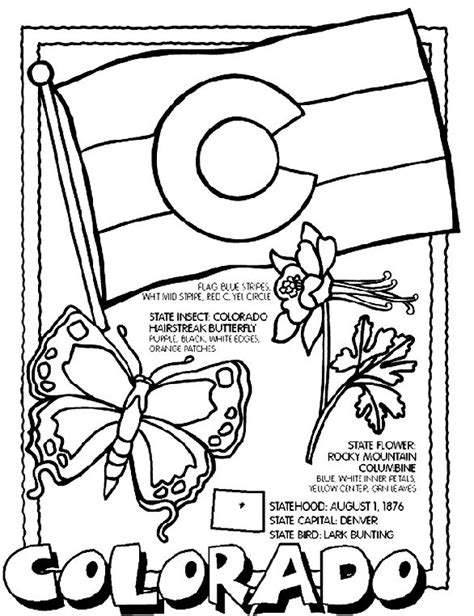 printable us state flags to color 17 best images about state coloring pages on pinterest