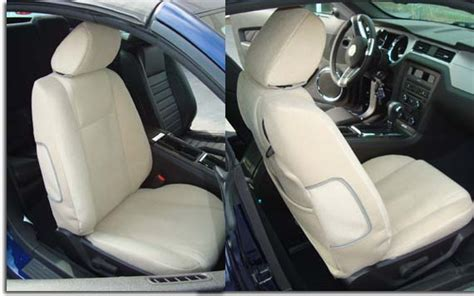 custom fit seat covers for 2010 2011 2012 2013 2014 ford mustang pfyc