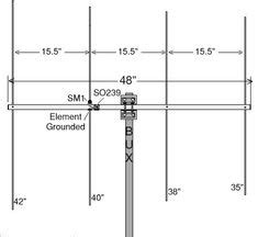 diyportable  element yagi beam   projects   ham radio antenna ham radio ham