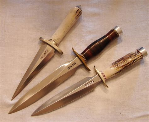 Best Japanese Kitchen Knives In The World geber amp randall the fairbairn sykes fighting knives
