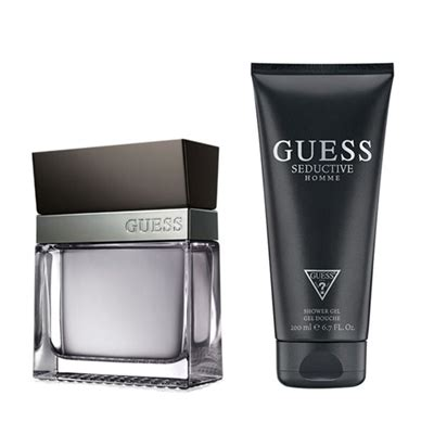 Guess Seductive Homme Shower Gel by Guess Seductive Homme By Guess For 2 Gift Set