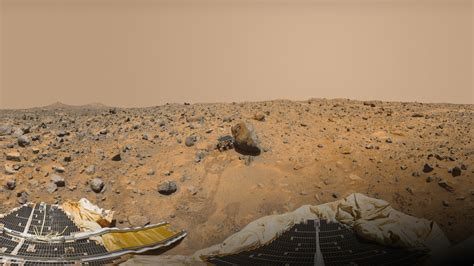 mars images news mars pathfinder lander and rover fully integrated