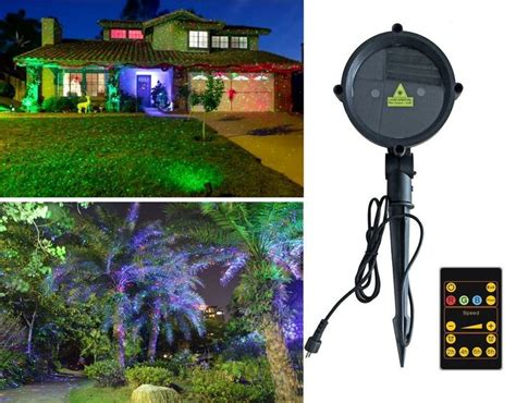 star shower motion laser light tepoinn star shower rgb motion laser christmas lights star