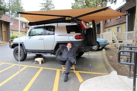 Fj Awning by Show Me Your Awnings Page 11 Toyota Fj Cruiser Forum