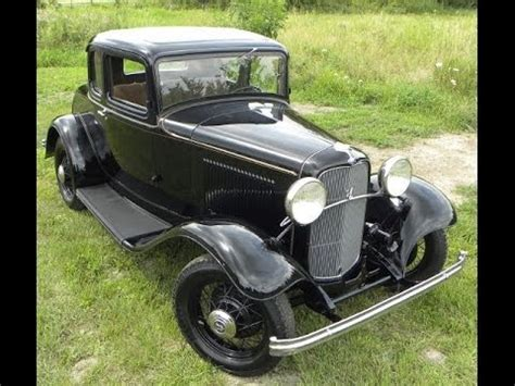 a b auto sales 1932 ford model 18 coupe for sale at volo classic cars