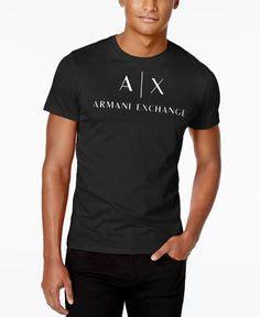 Casual T Shirt Tangan 3 4l rhinestone box logo shirts mens armani