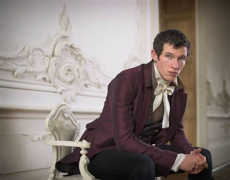 lifetime channel war and peace cast anatole kuragin callum turner meet the cast of war and