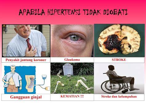 gejala penyebab penyakit stroke dan cara penyembuhan bahaya hipertensi dan solusinya diet sehat